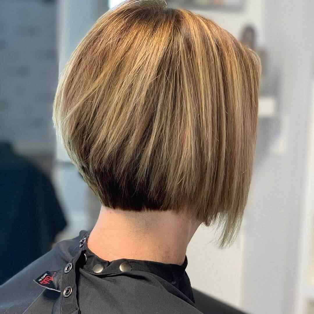 Más de 100 Ideas de peinados y cortes de pelo corto para mujeres 2019 18
