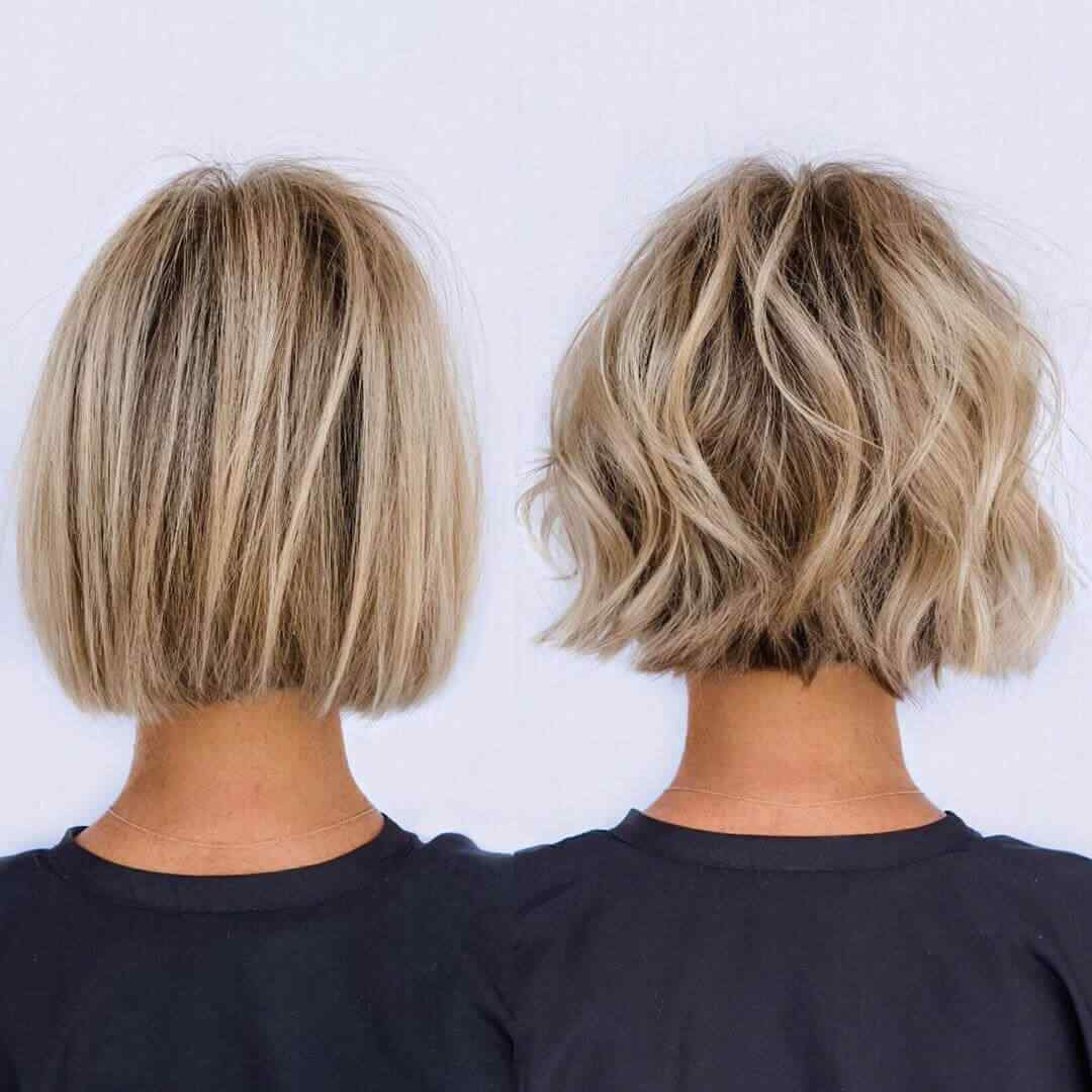 Más de 100 Ideas de peinados y cortes de pelo corto para mujeres 2019 19