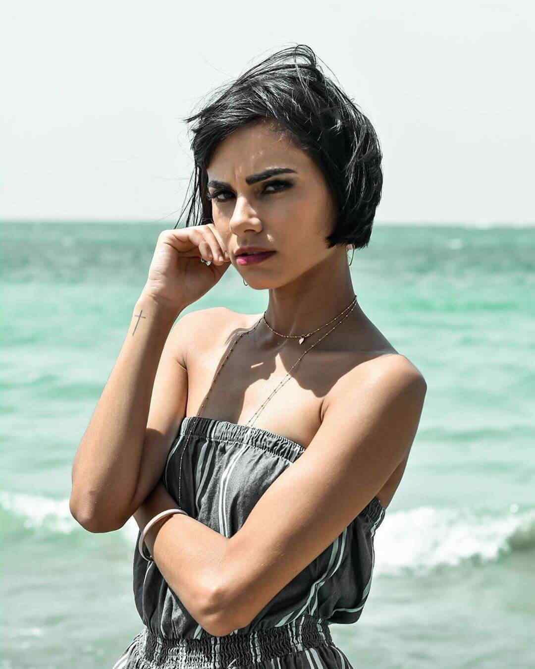 Más de 100 Ideas de peinados y cortes de pelo corto para mujeres 2019 20