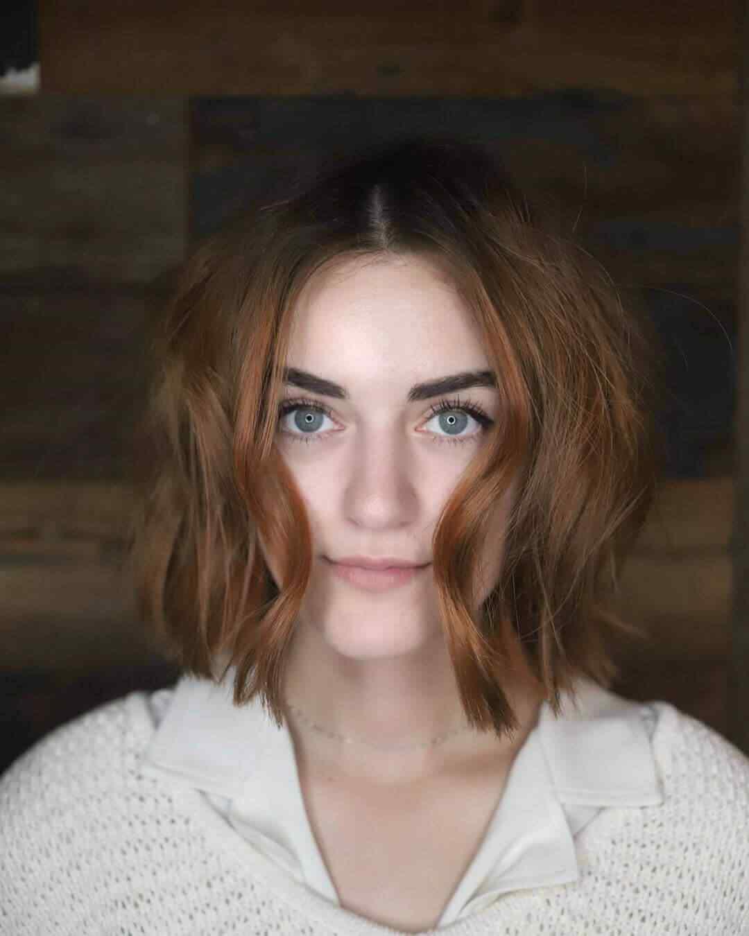 Más de 100 Ideas de peinados y cortes de pelo corto para mujeres 2019 15