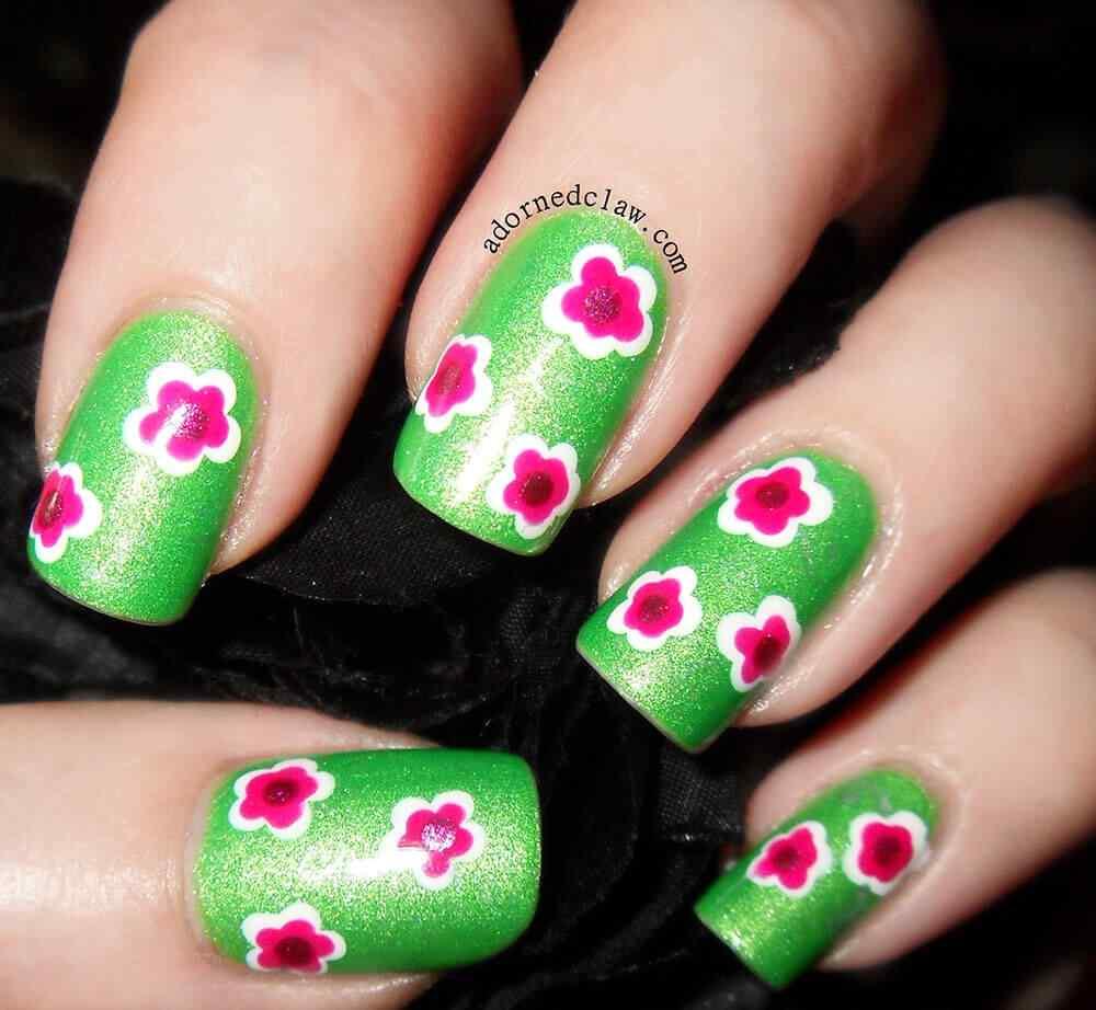 decoracion de unas para primavera (7)