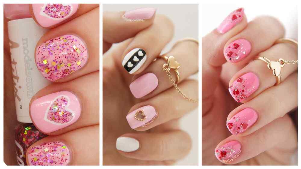 nail-with-hearts