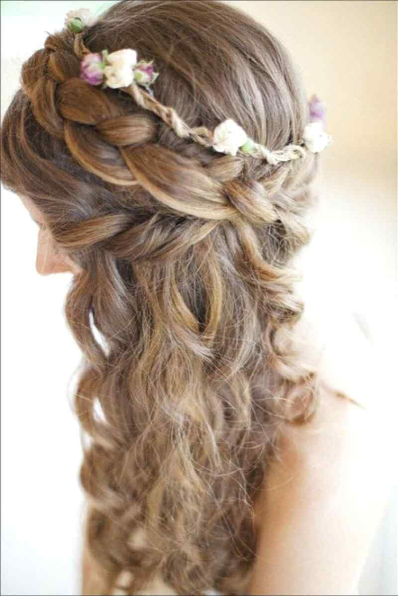 peinados con trenzas para novias (4)
