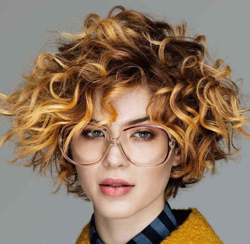 Más de 100 Ideas de peinados y cortes de pelo corto para mujeres 2019 4
