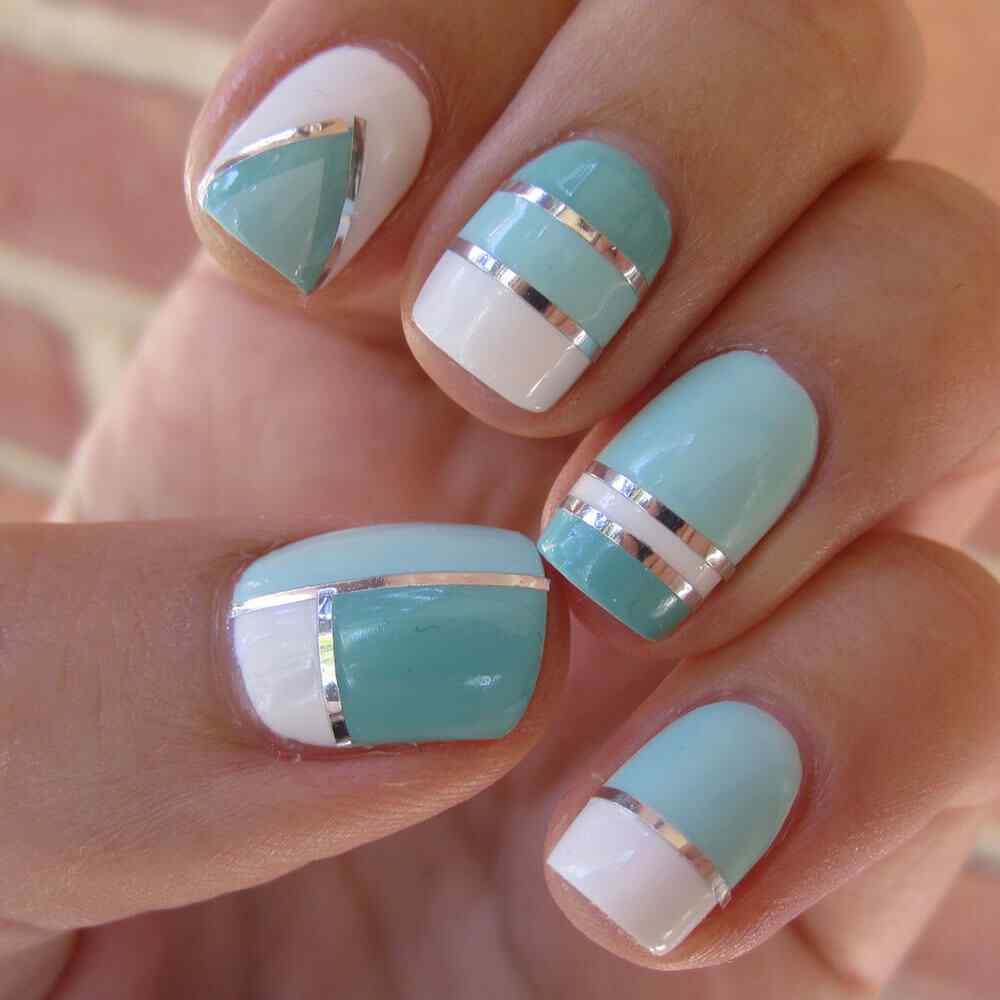 quinceaneras nail art (1)