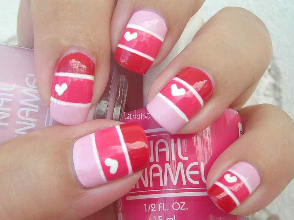 unas decoradas san valentin corazones (10)