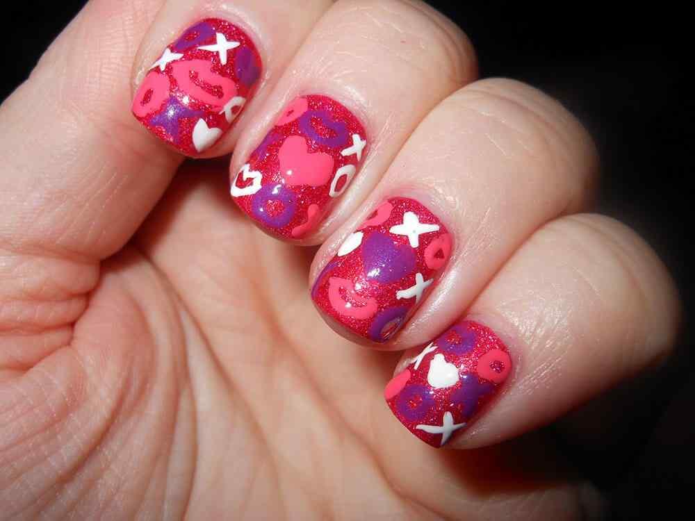 unas decoradas san valentin corazones (7)
