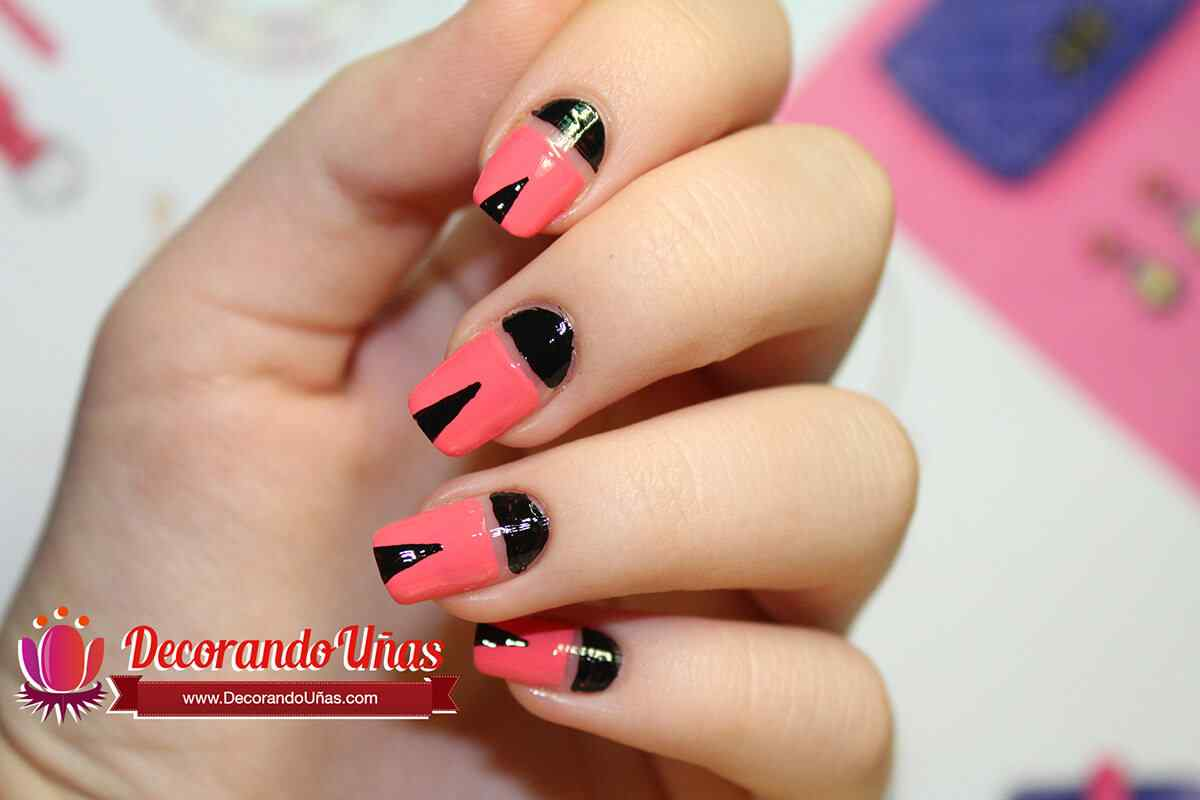 U as geom tricas 50 ejemplos u as decoradas nail art for Figuras de decoracion