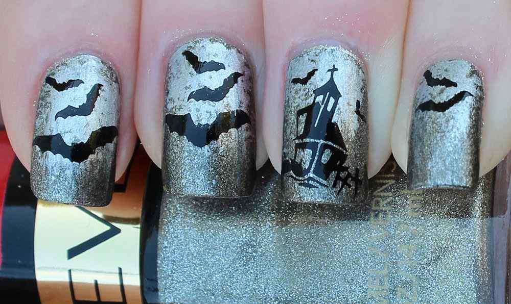 Halloween nail art 2015 2016 (4)