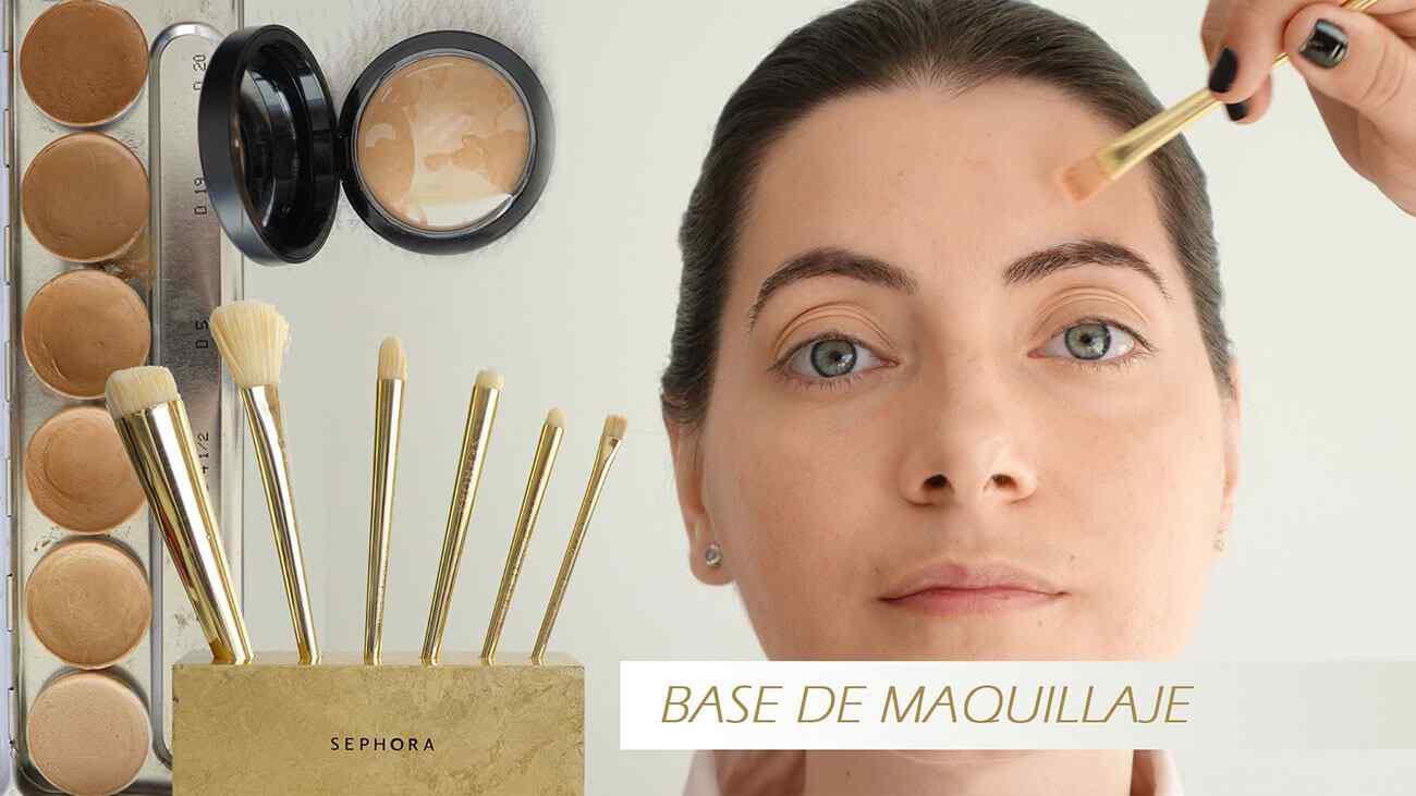 como-aplicar-base-de-maquillaje