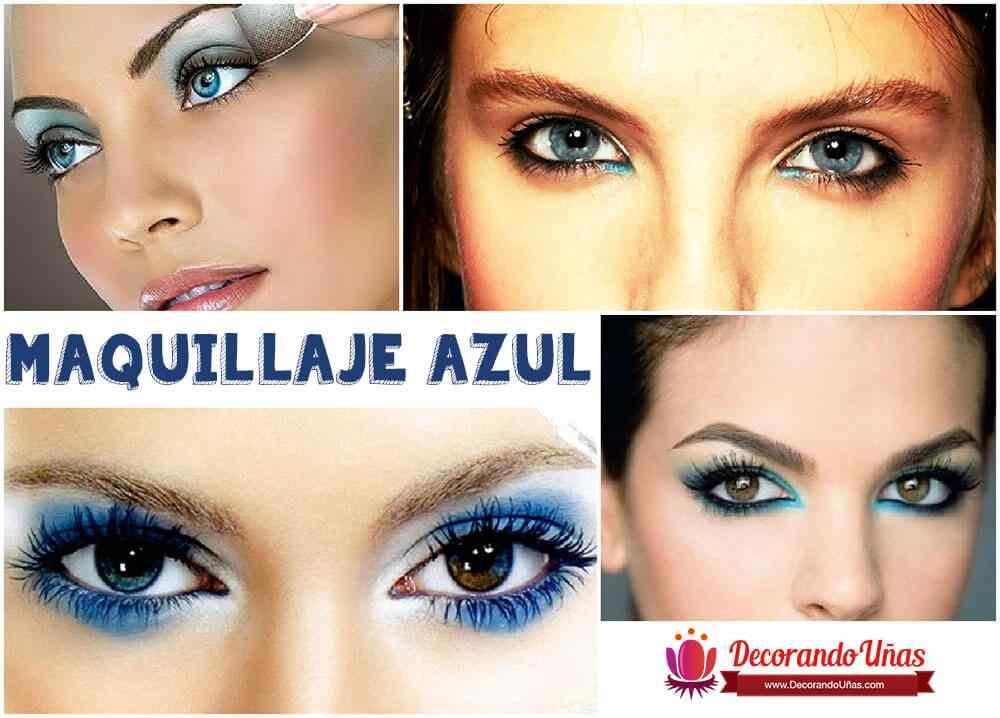 maquillaje-azul