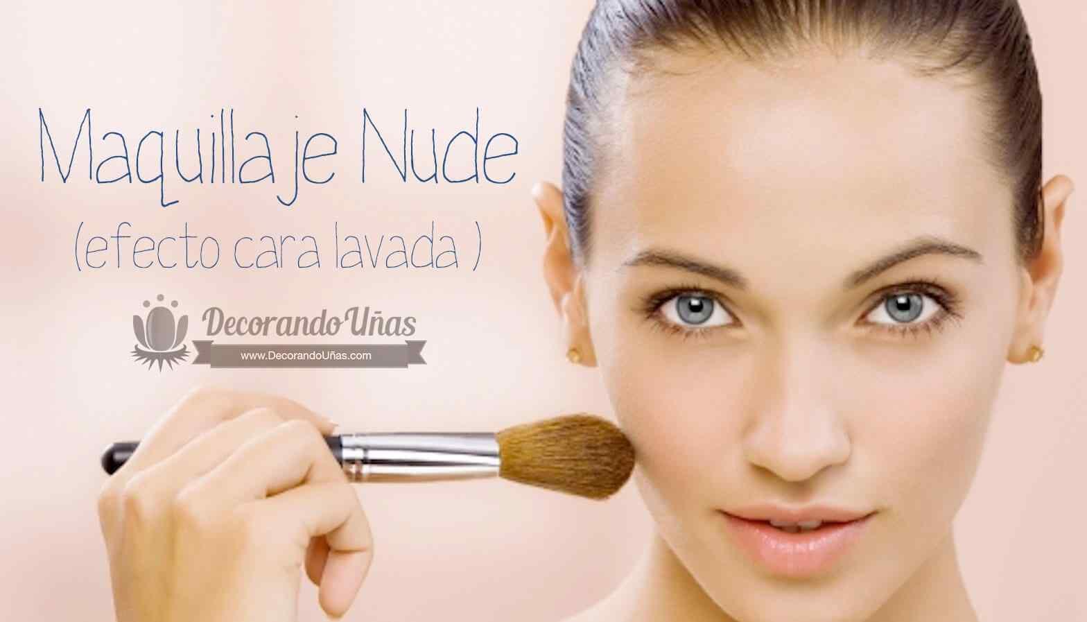 maquillaje-nude