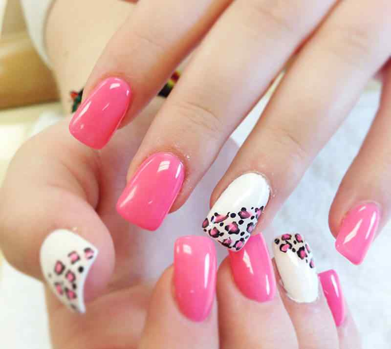 summer nail art ideas (10)