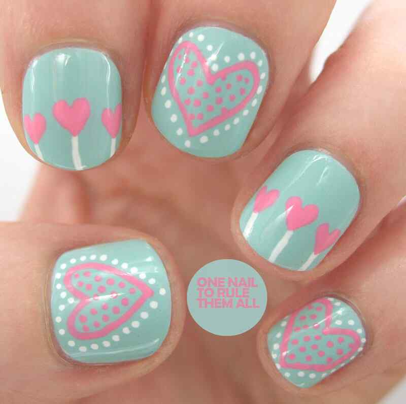 summer nail art ideas (2)