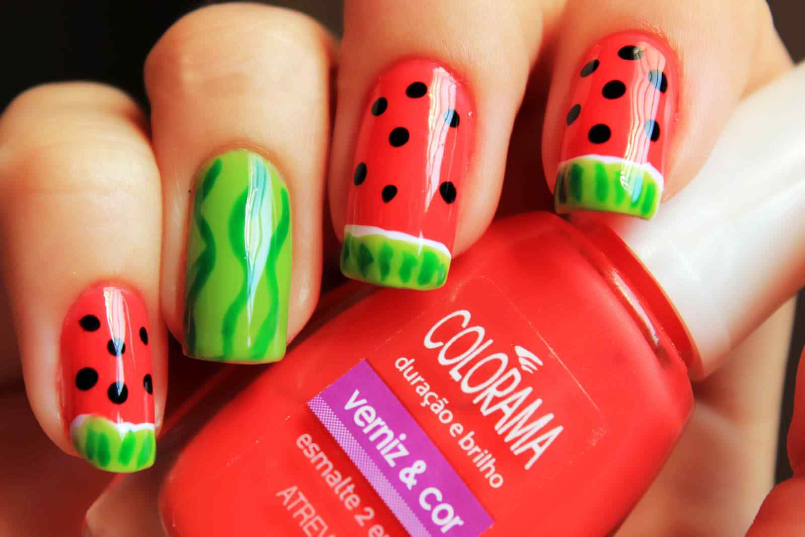 summer nail art ideas (3)