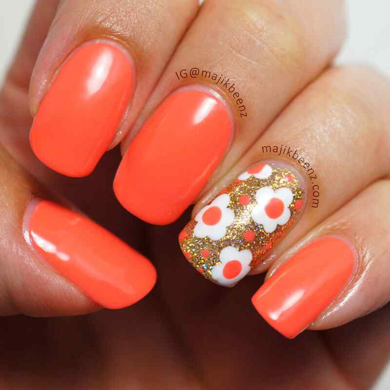 summer nail art ideas (8)