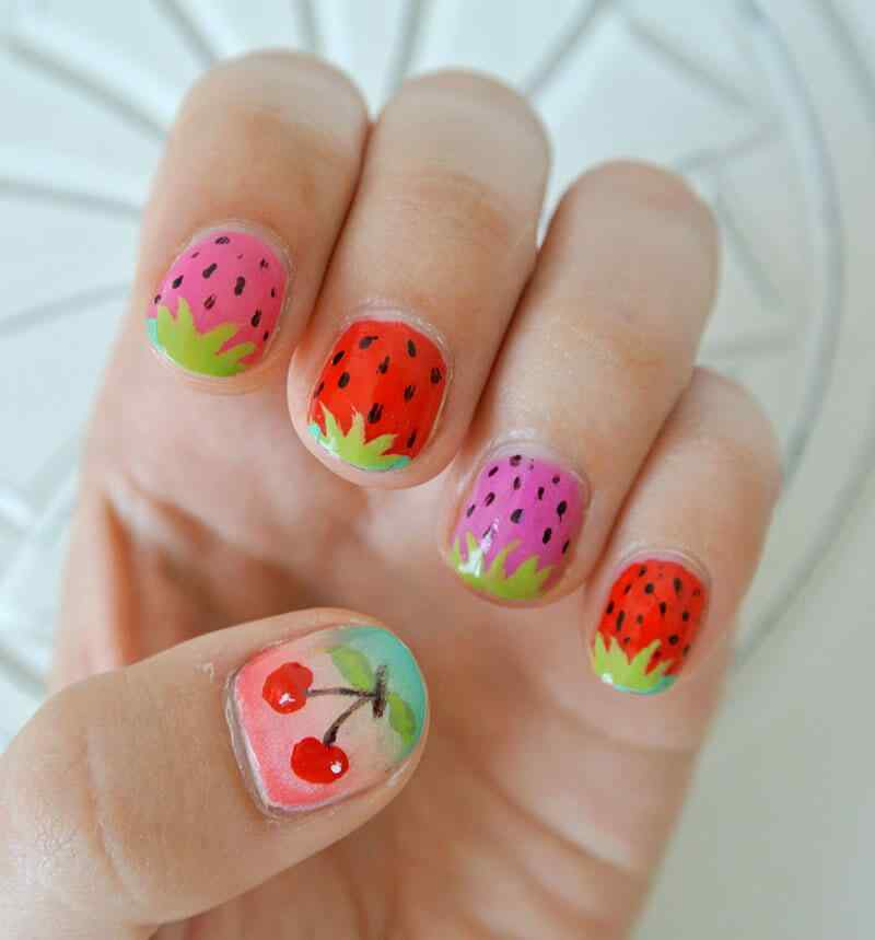 summer nail art ideas (9)