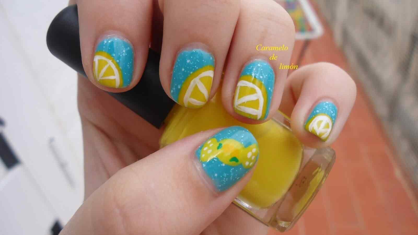 100 u as de verano u as decoradas nail art