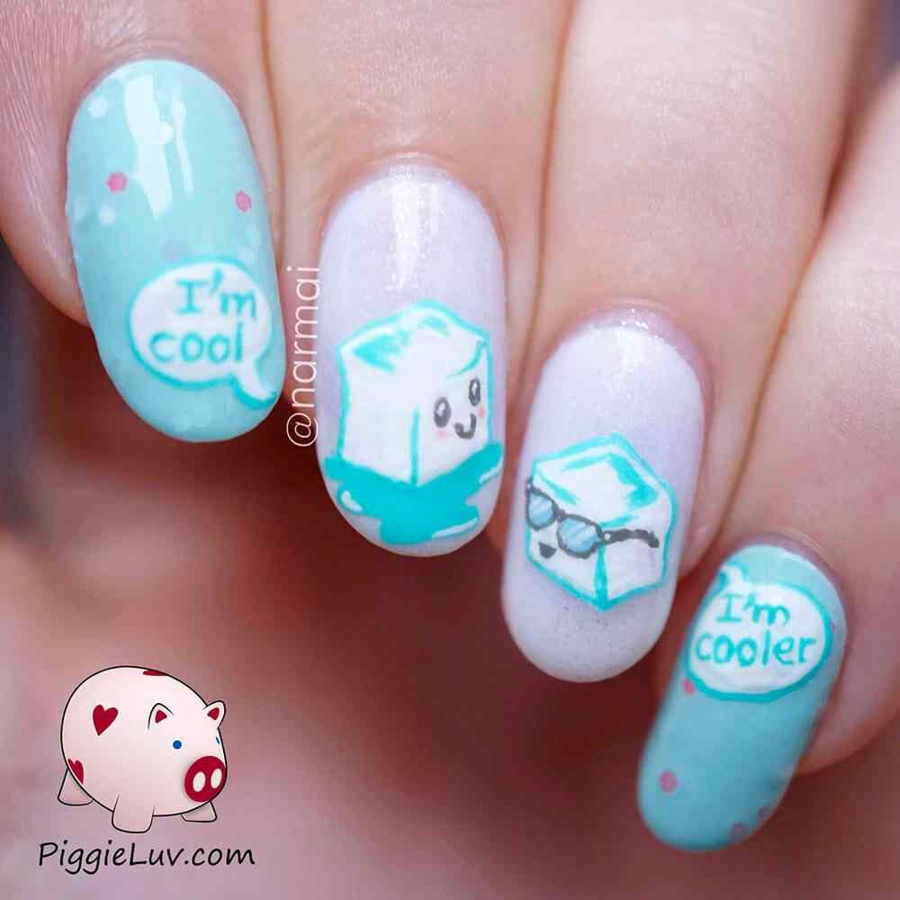 Fall nails art design (5)