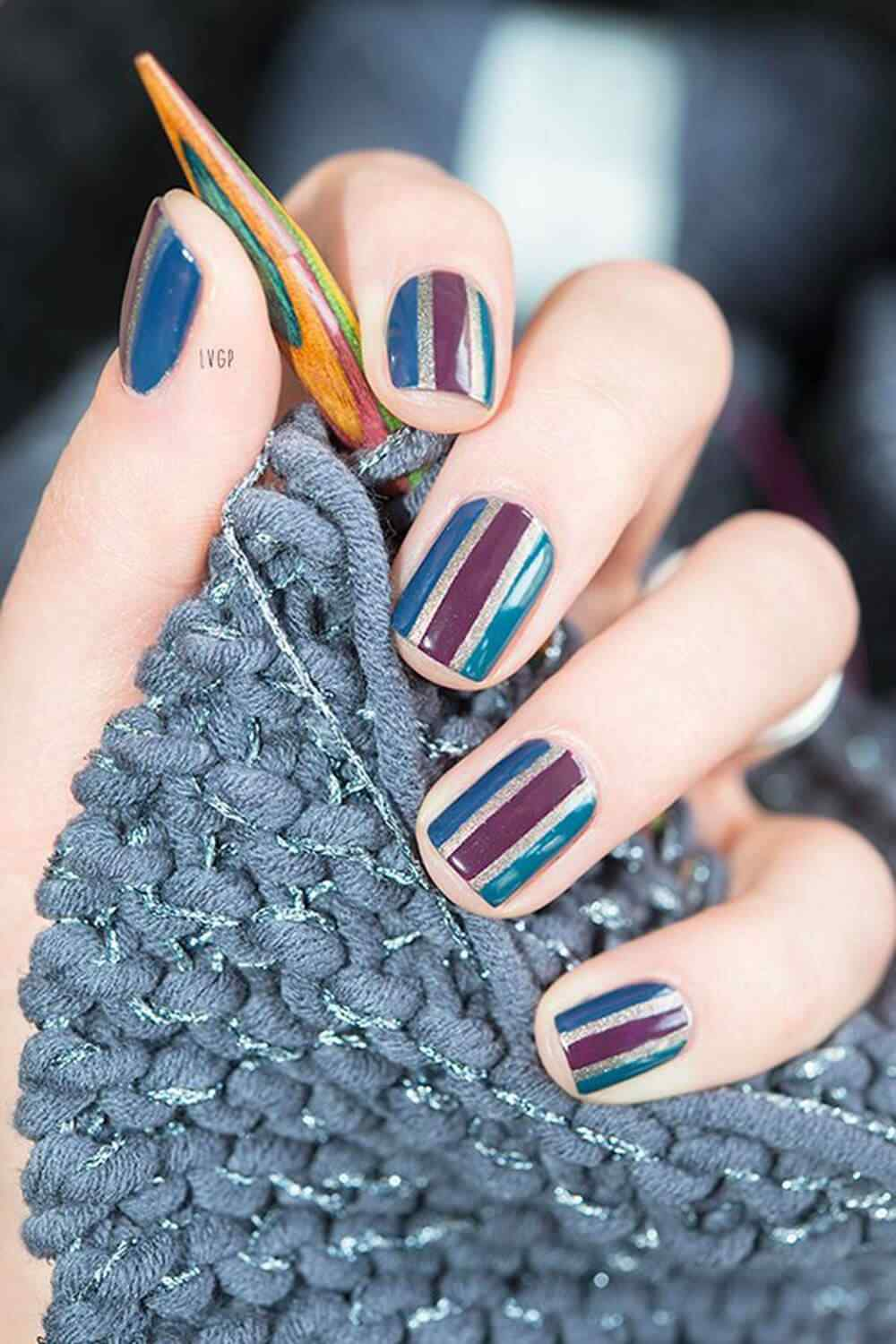 Winter nail art ideas (3)
