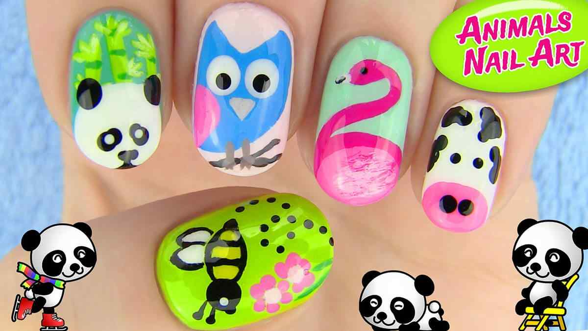 animal-nail-art-diy