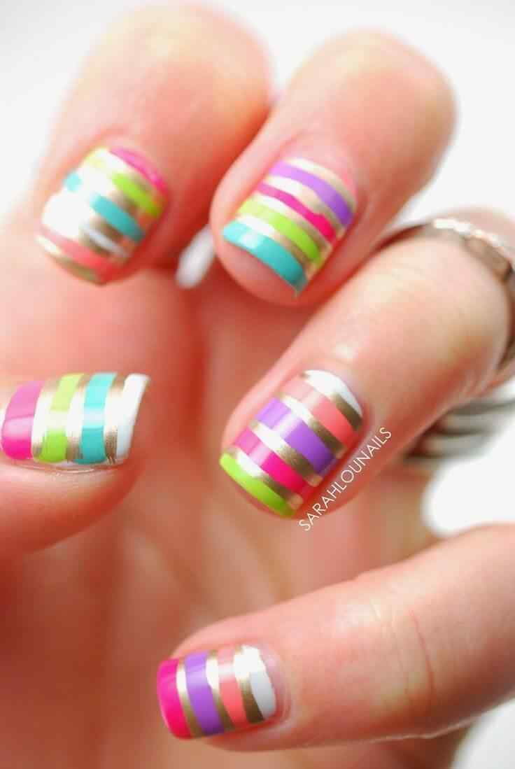 new 2016 nail art ideas (10)
