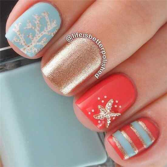 new 2016 nail art ideas (9)