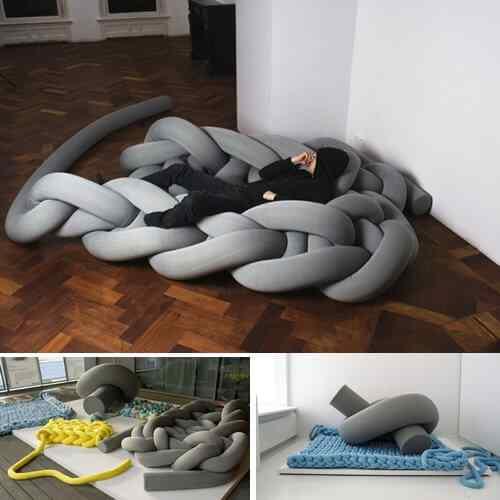 muebles gigantes para pequeños