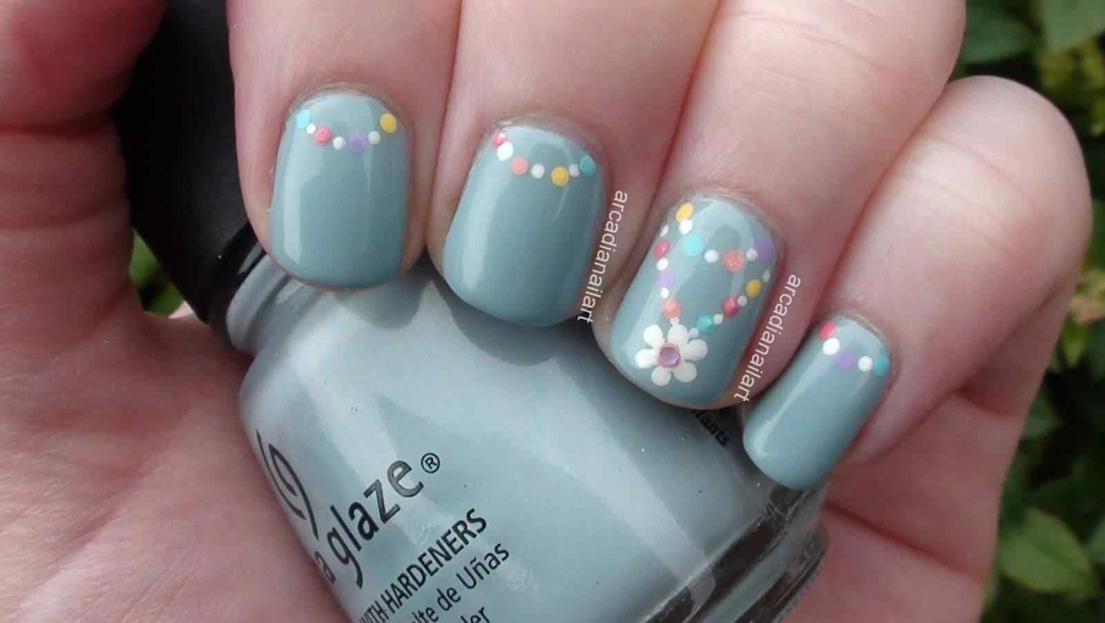 Fuente: http://ukfashiondesign.com/25-creative-and-inspiring-pastel-nail-art-design-colors-2015/