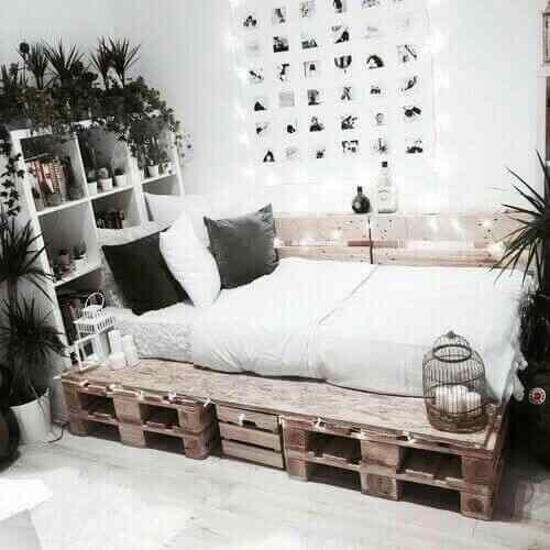 Más de 180 fotos de muebles hechos con palets 5