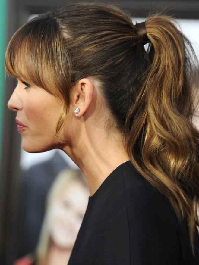 Peinados de Jennifer Garner