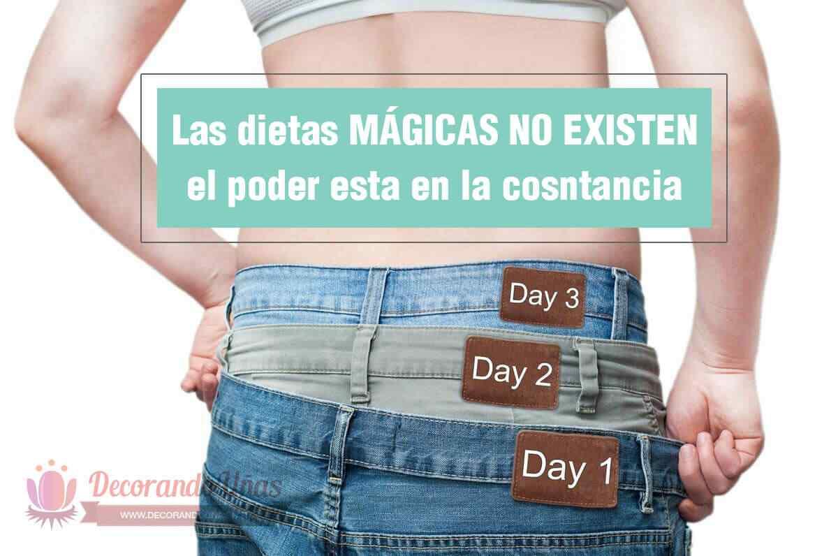 dietas de moda para bajar de peso