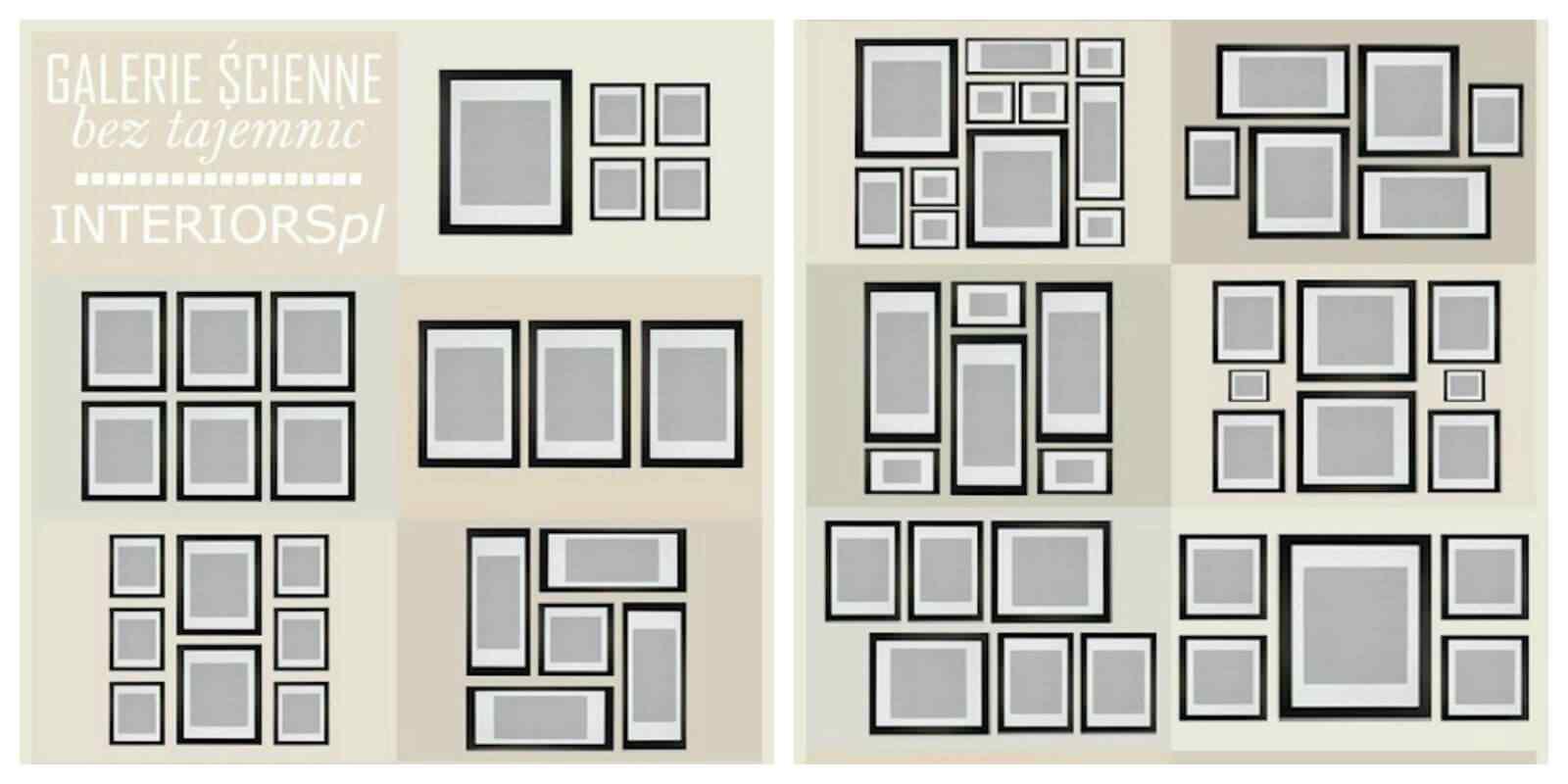 diseño muro de fotos