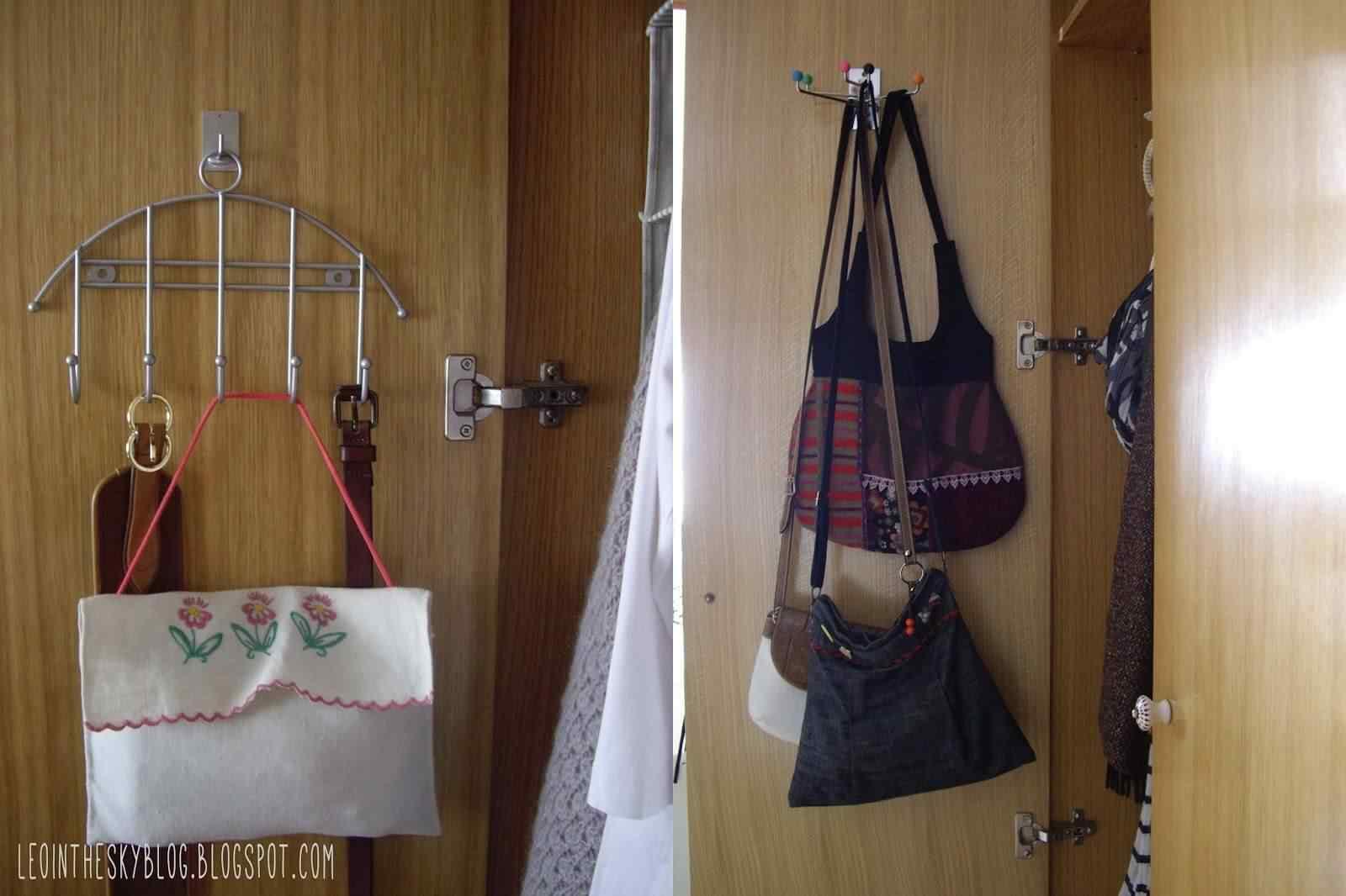20 ideas para aprovechar los espacios detr s de las puertas