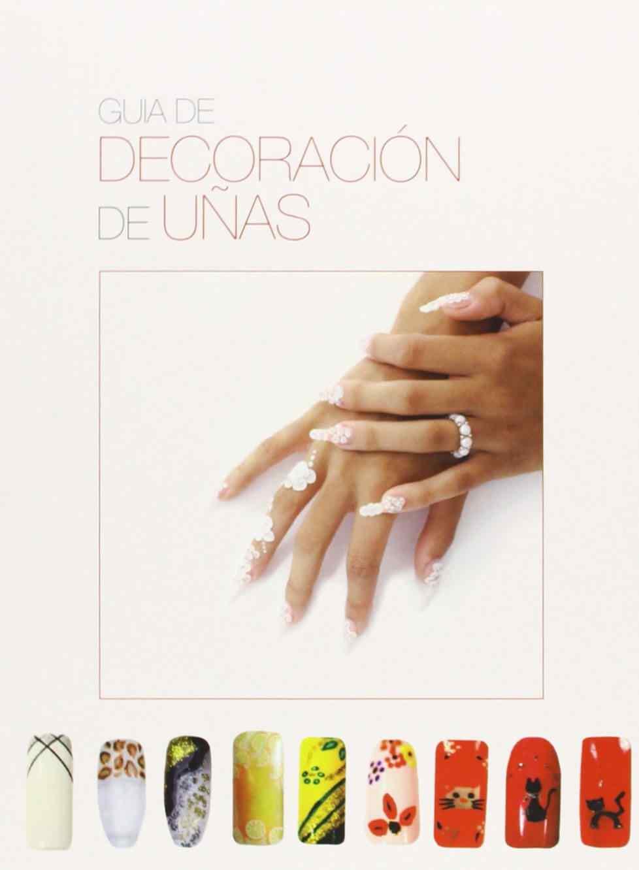 3 libros de decoraci n de u as para aprender t cnicas y mas for Libros de decoracion