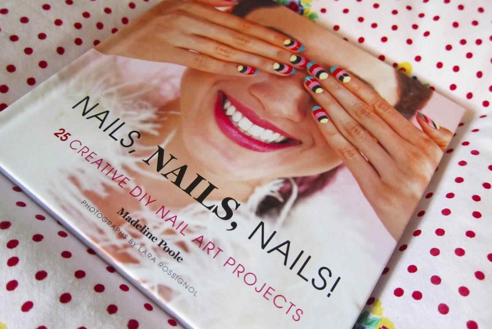 nail-art-libros