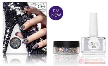 Sequined manicure harlequin set ciaté