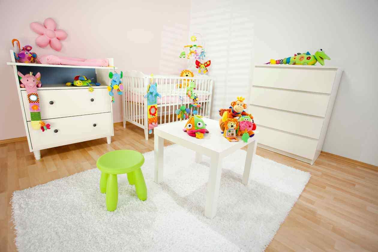 Consejos e ideas divertidas para decorar la habitaci n de - Peinture chambre garcon 4 ans ...