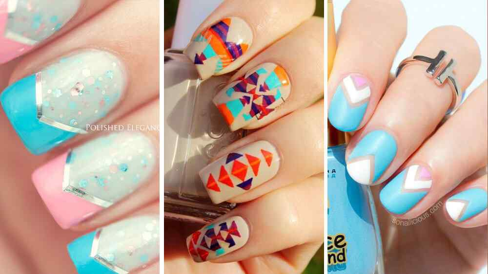 20 hermosas ideas con dise os de u as tendencia 2017