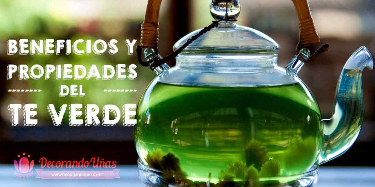 Beneficios y Propiedades del Te Verde - Geen Tea
