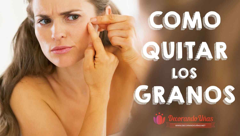 Como quitar el acne: Tips, cuidados y tratamientos que te ayudaran 1
