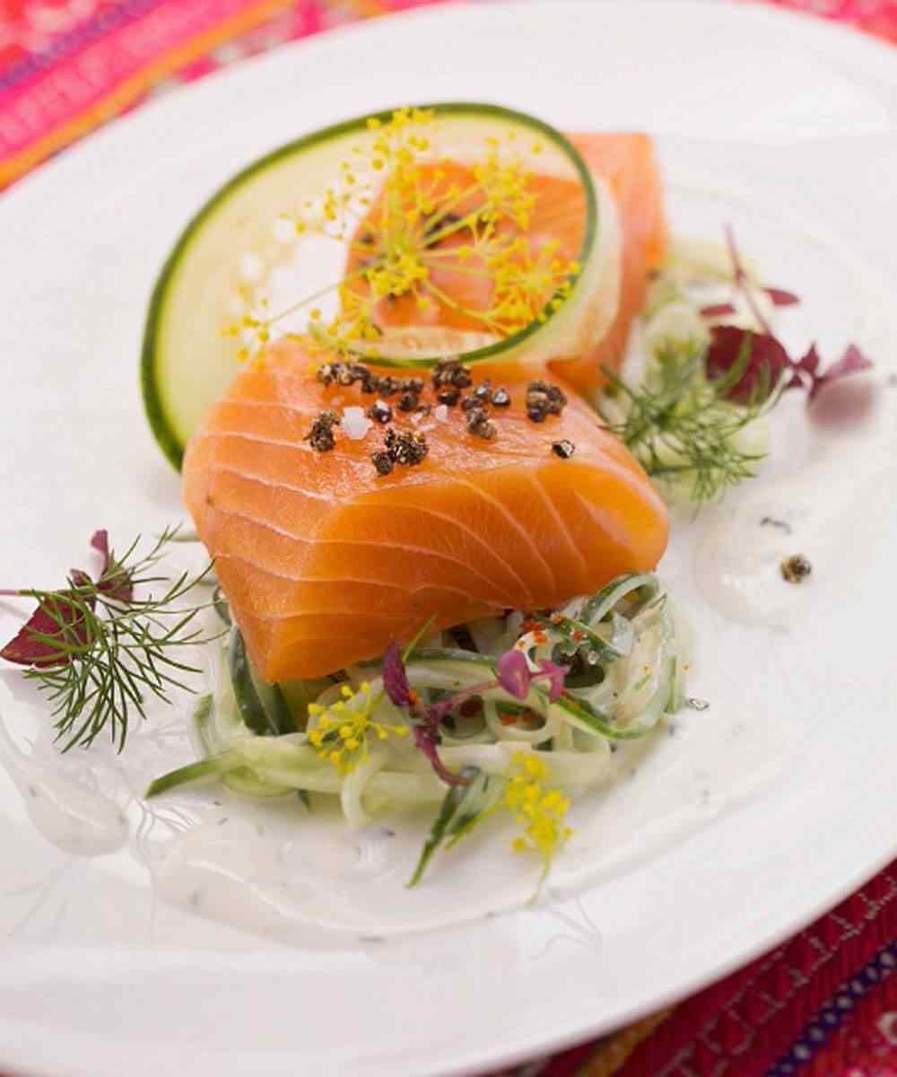salmon-rapido