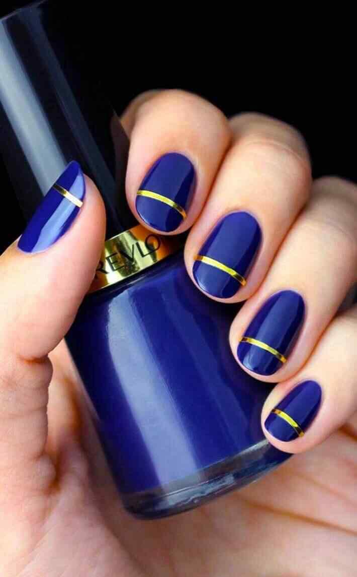 diseño de uñas faciles