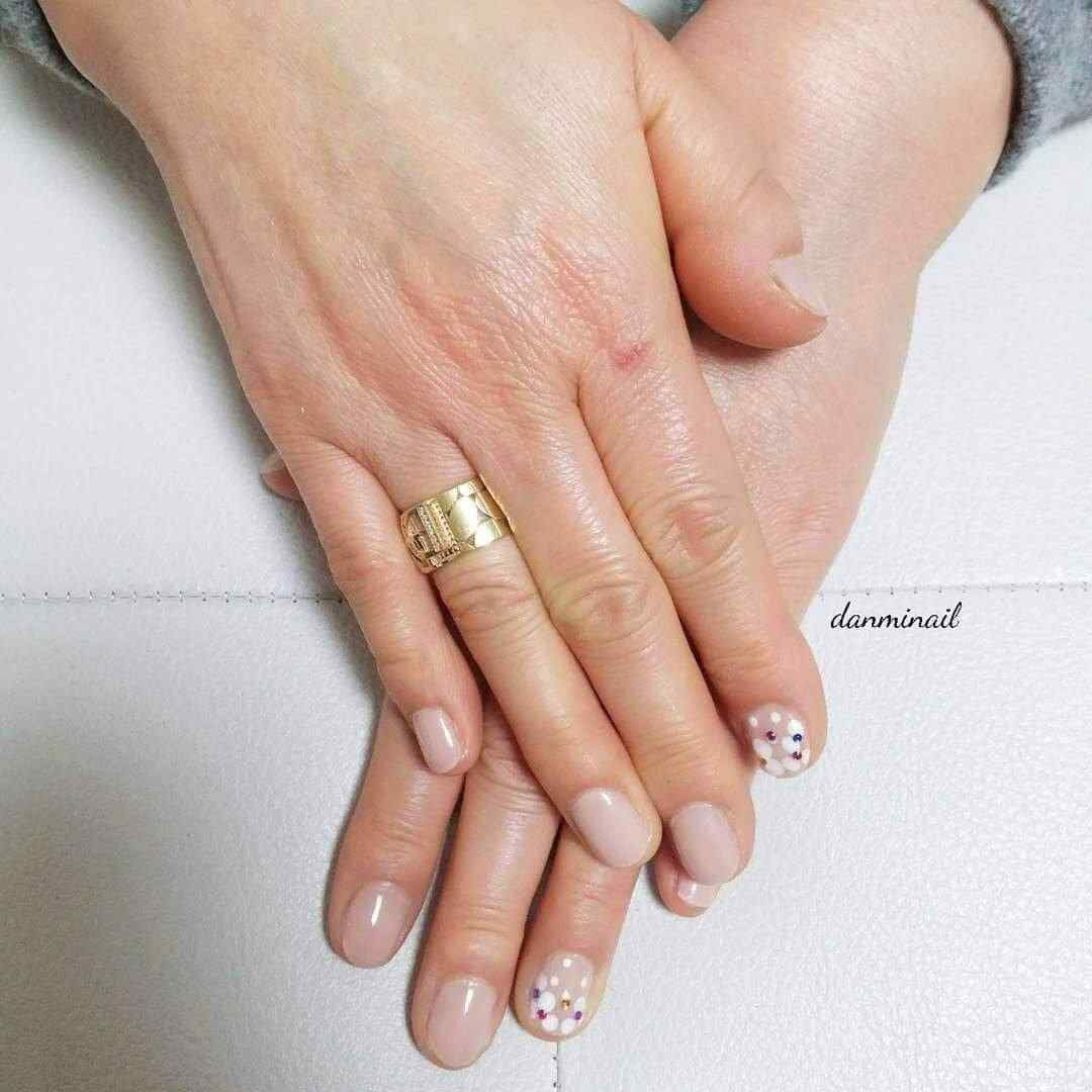 diseño faciles para uñas cortas