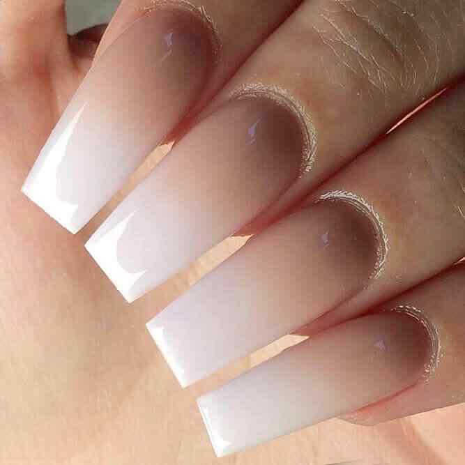 diseños de uñas acrilicas en dregadado