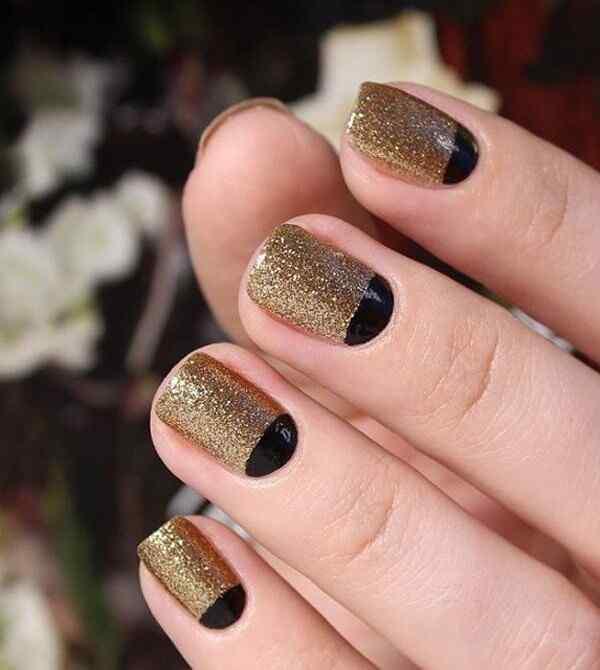 diseños de uñas elegantes