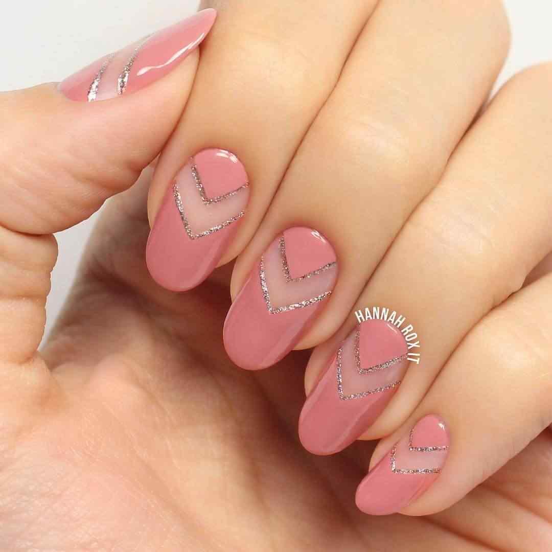 tendencia uñas pintadas