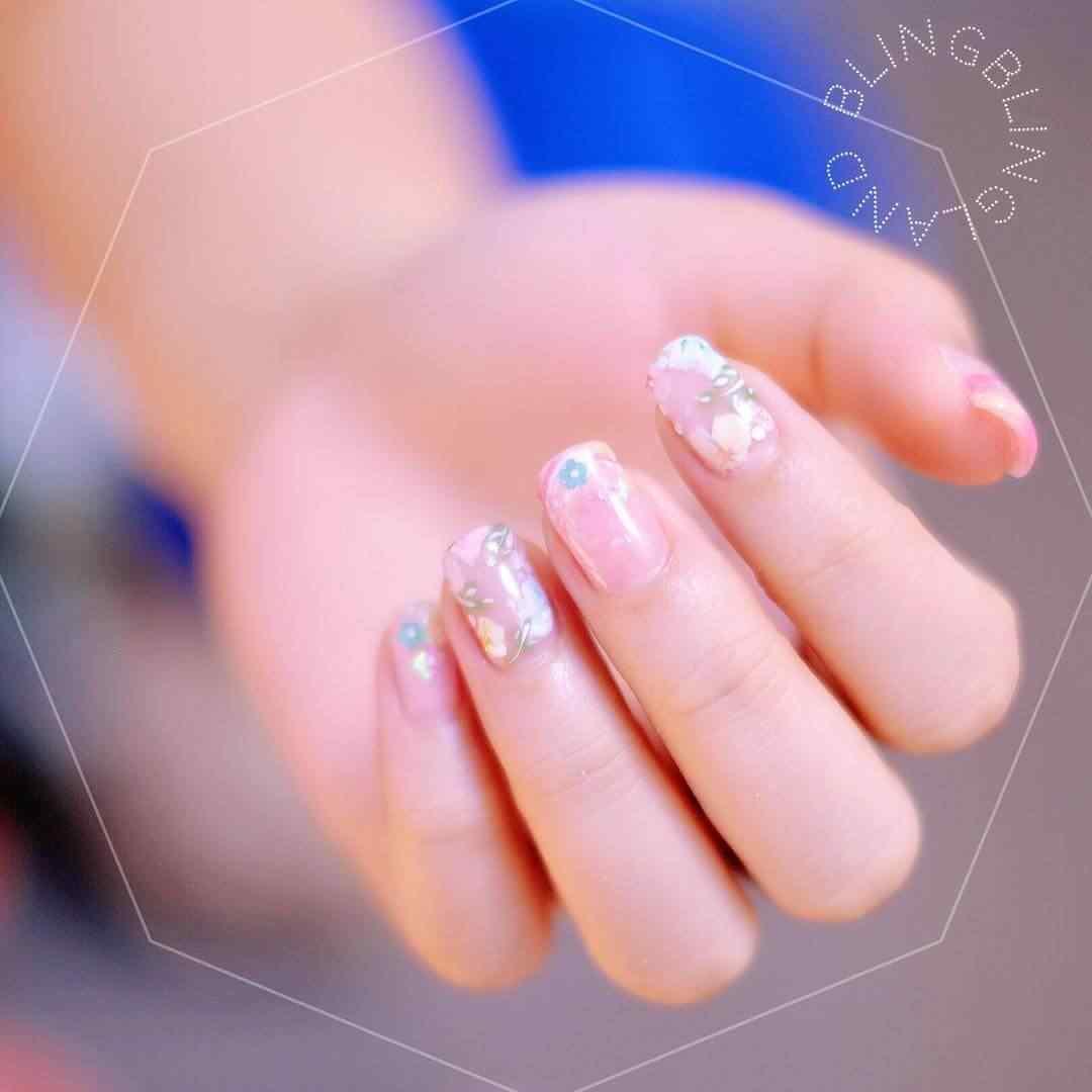 diseño de uñas para bodas