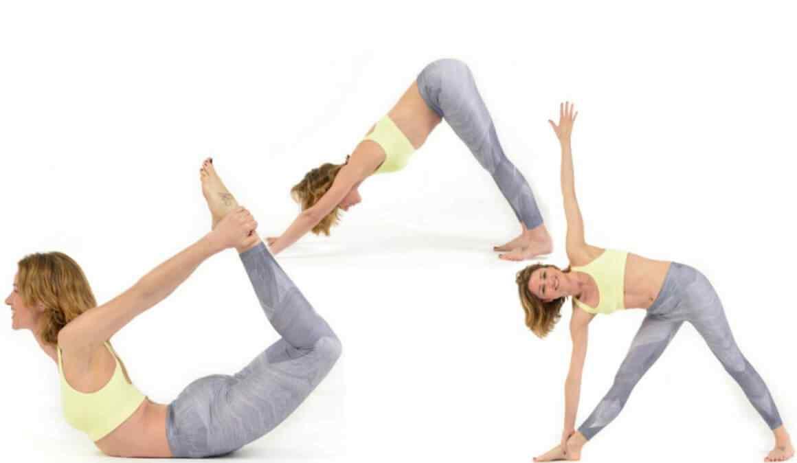 5 Posturas de Yoga que te ayudaran a mejorar tu forma física 1
