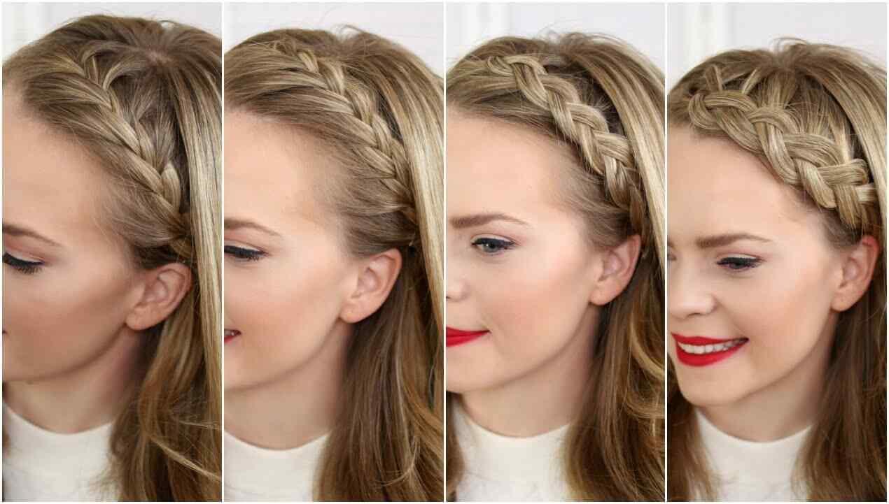 Peinados con trenzas: Mas de 50 imágenes y videos paso a paso 1
